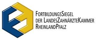 Freiwillige Fortbildungssiegel der Landeszahnärztekammer Rheinland-Pfalz