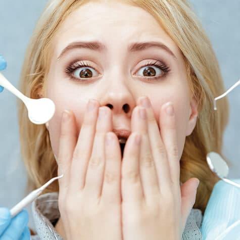 Angst vorm Zahnarzt? Wir helfen Ihnen weiter!
